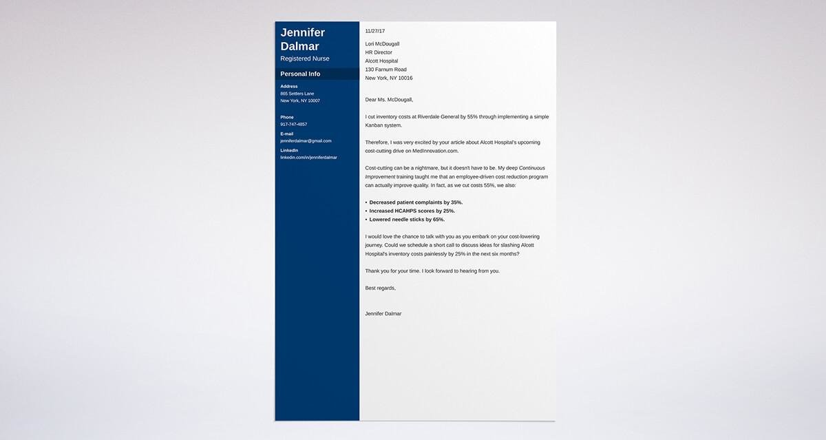 How to Write a Letter of Interest Complete Guide  15+ Examples