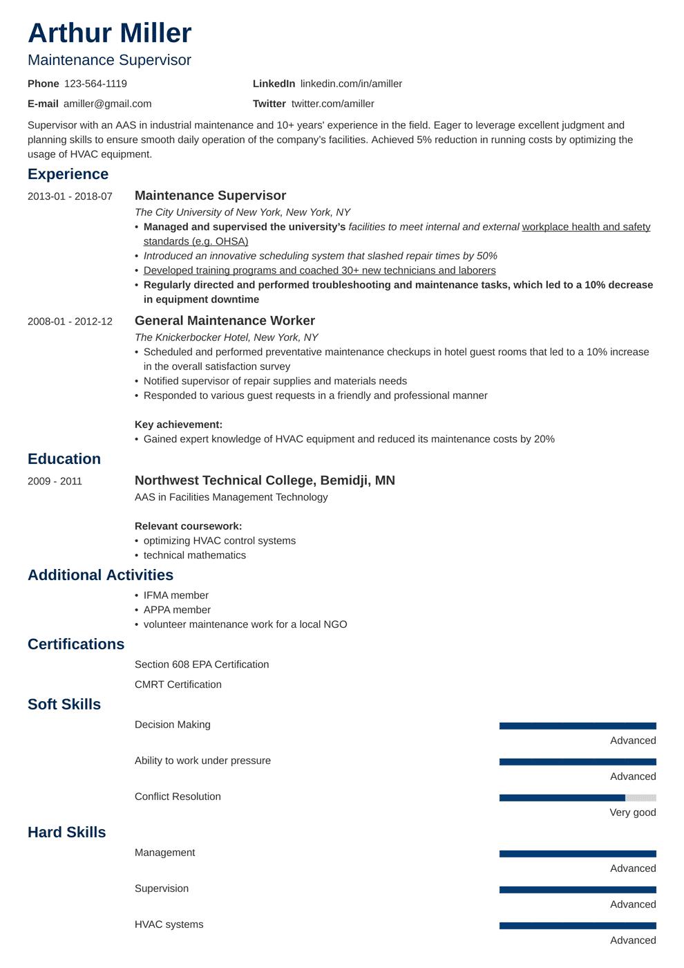 zety pharmacist resume
