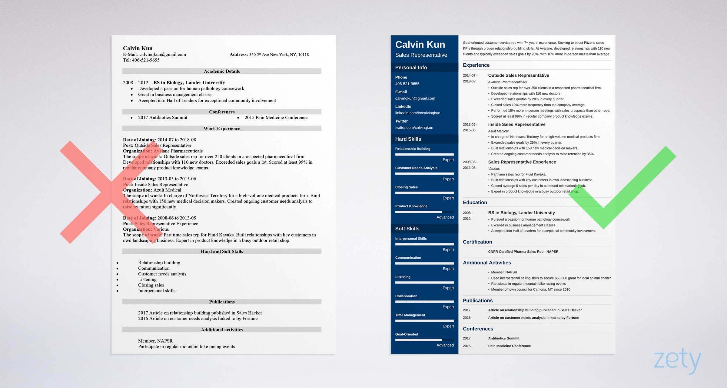 manufacture resume samples