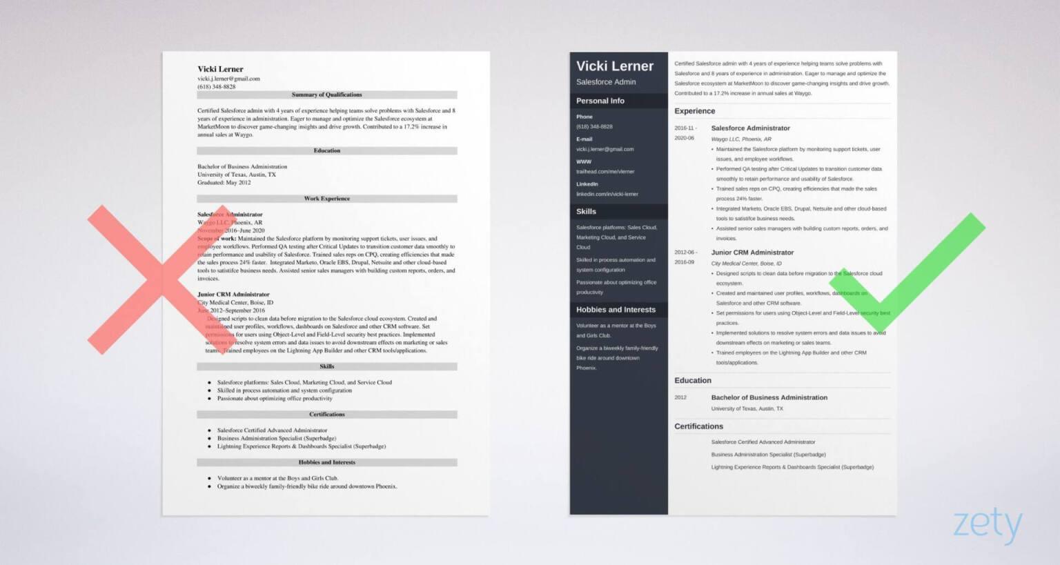 Business Administration Job Description