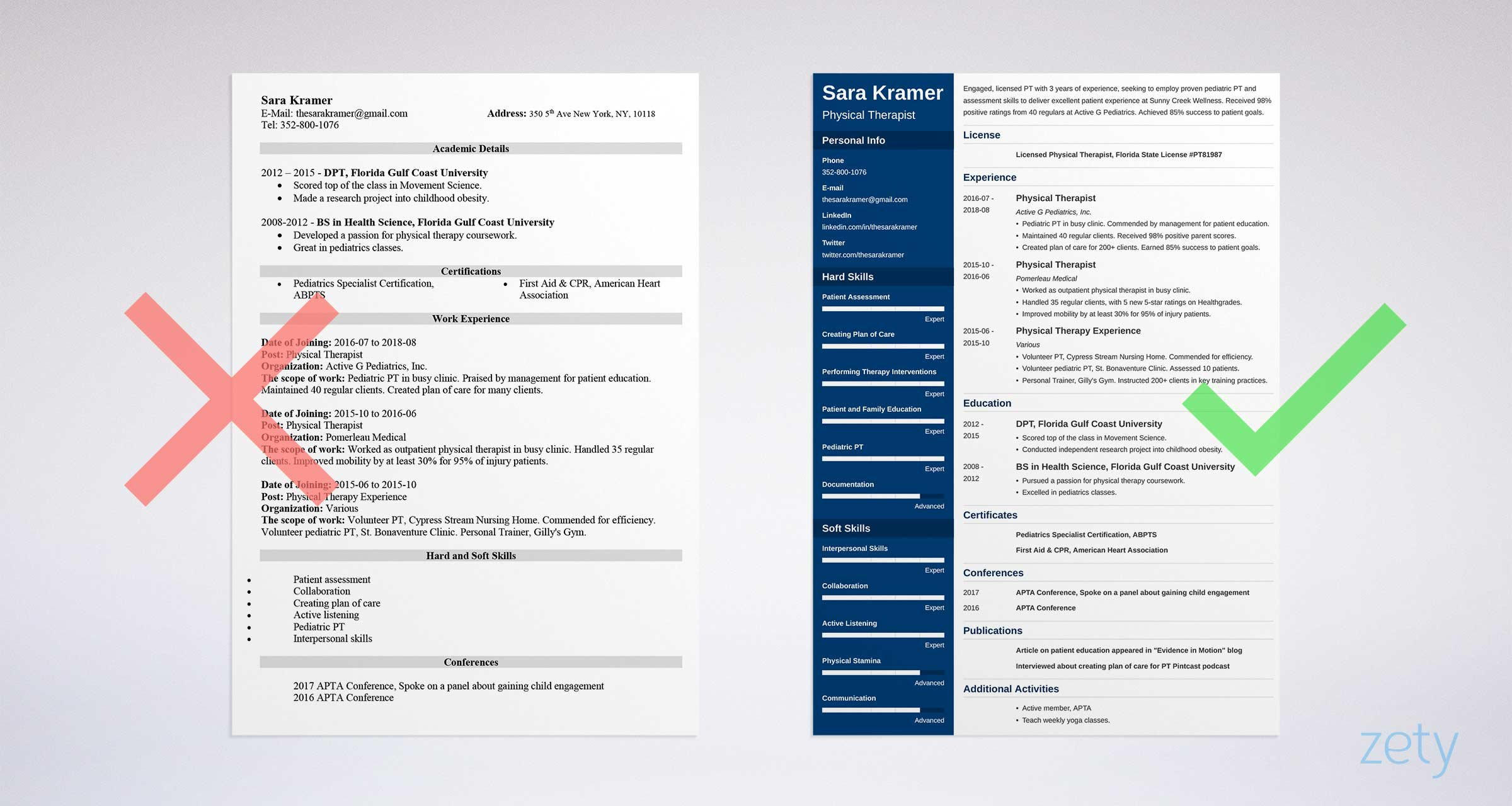 how to highlight onsite experience in resume sample