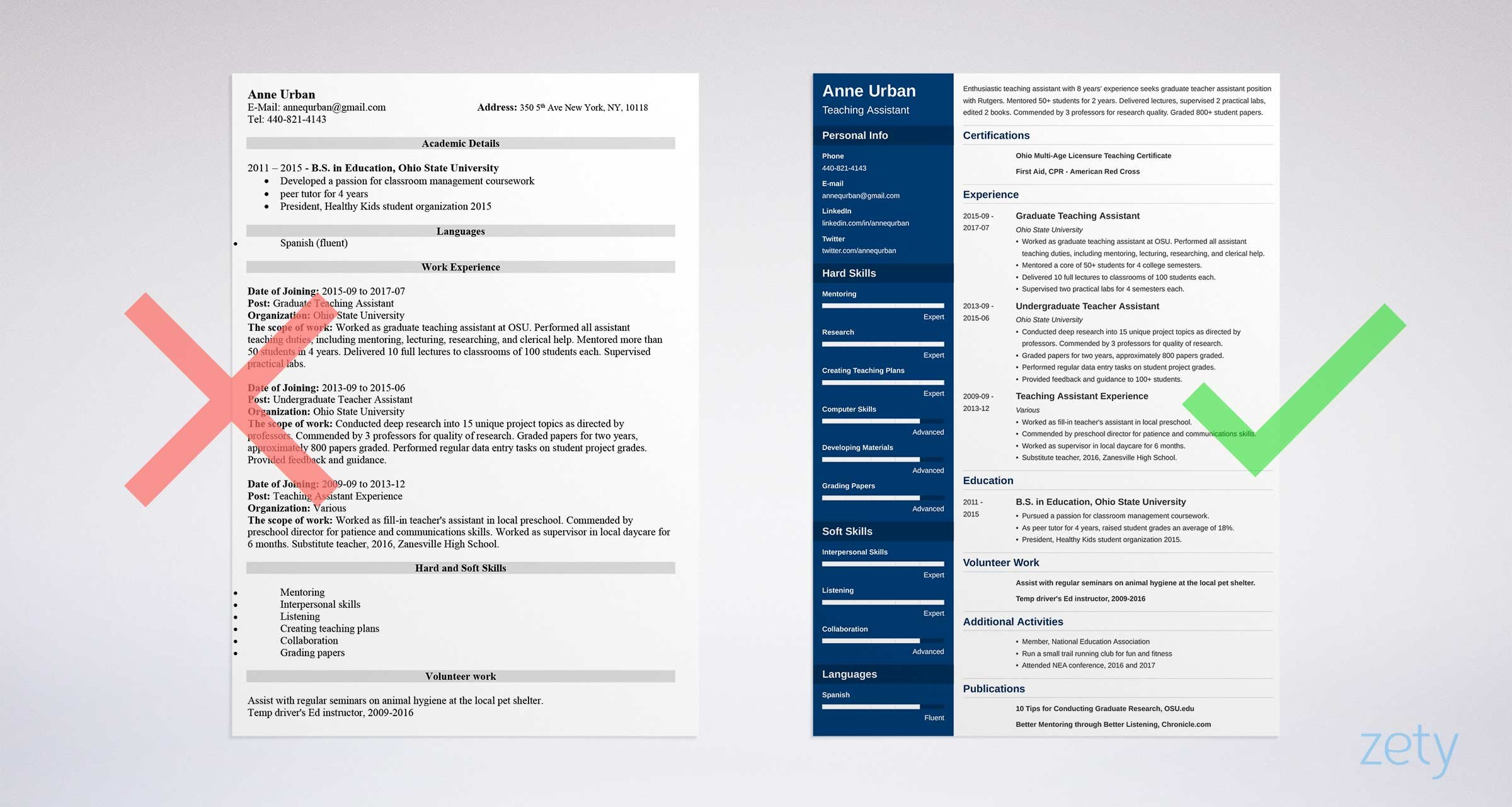 Best Font for a Resume What Size  Typeface to Use? 15+ Pro Tips