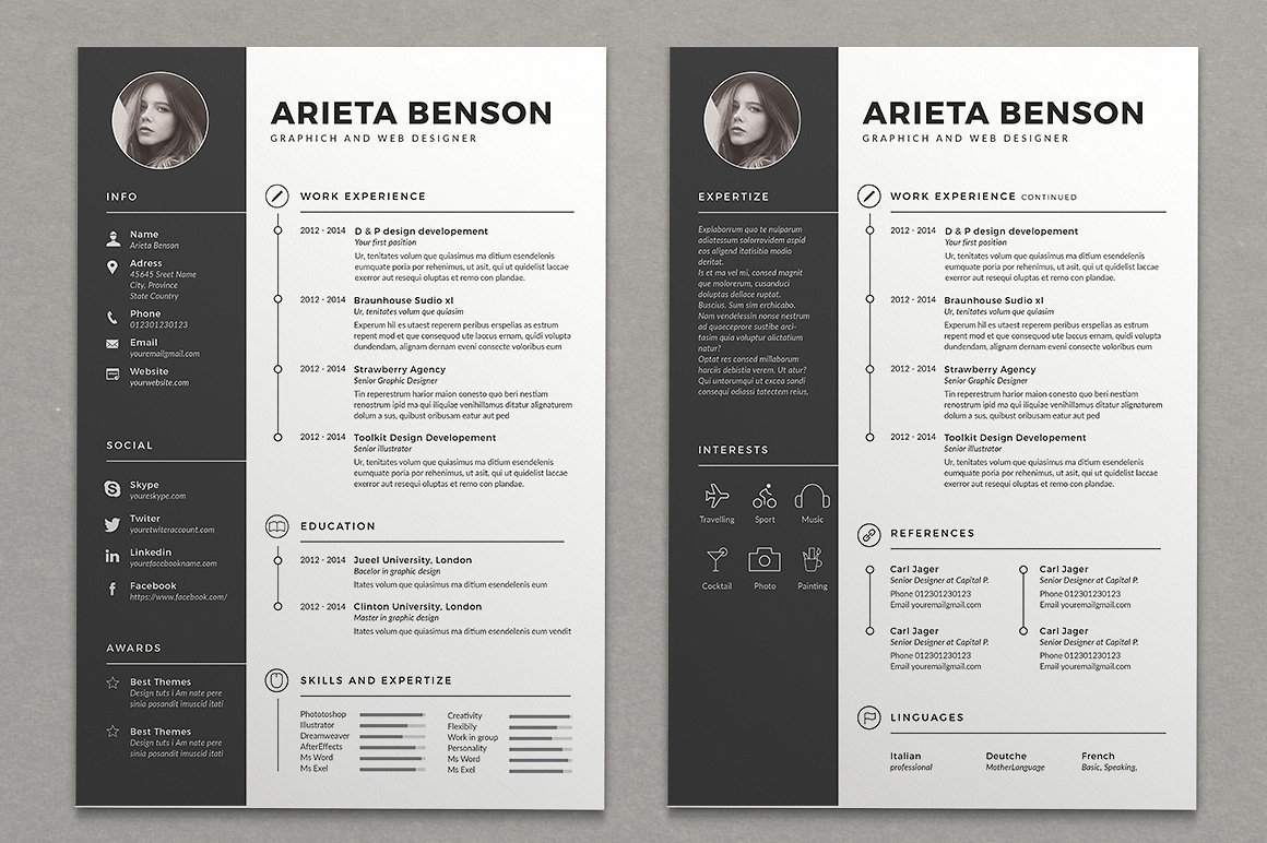 architecture patterns and design patterns resumes samples