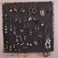 Best Wall Earring Holder Products on Wanelo