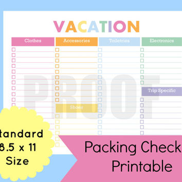 Cleaning Schedule Printable, Weekly from PerennialPlanner on Etsy