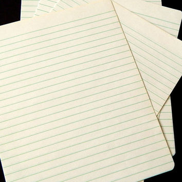 Best Vintage Writing Paper Products on Wanelo - lined stationery paper