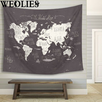 Best World Map Wall Mural Products on Wanelo - best of world map for wall mural