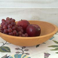 Best Rustic Wood Bowls Products on Wanelo