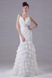 Beautiful Elegant White Dress from claytonladuerotary.org