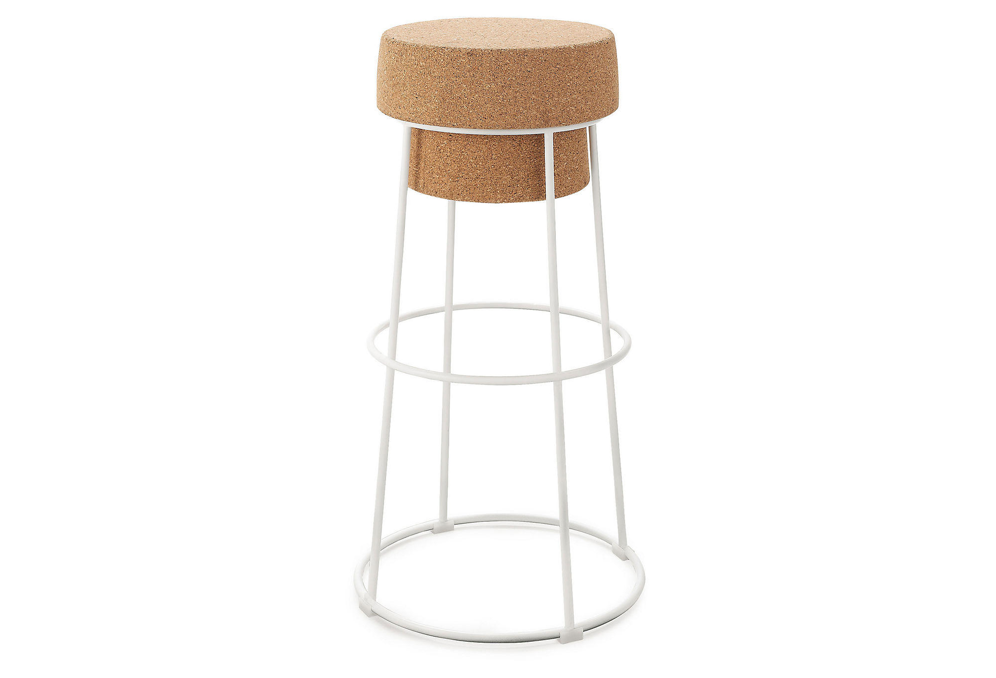 Bouchon Counter Stool Bouchon Stool White Bar And Counter From One Kings Lane