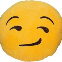 Shop Emoji Smirk Face on Wanelo