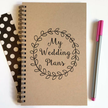 Best Wedding Journal Book Products on Wanelo - wedding plans
