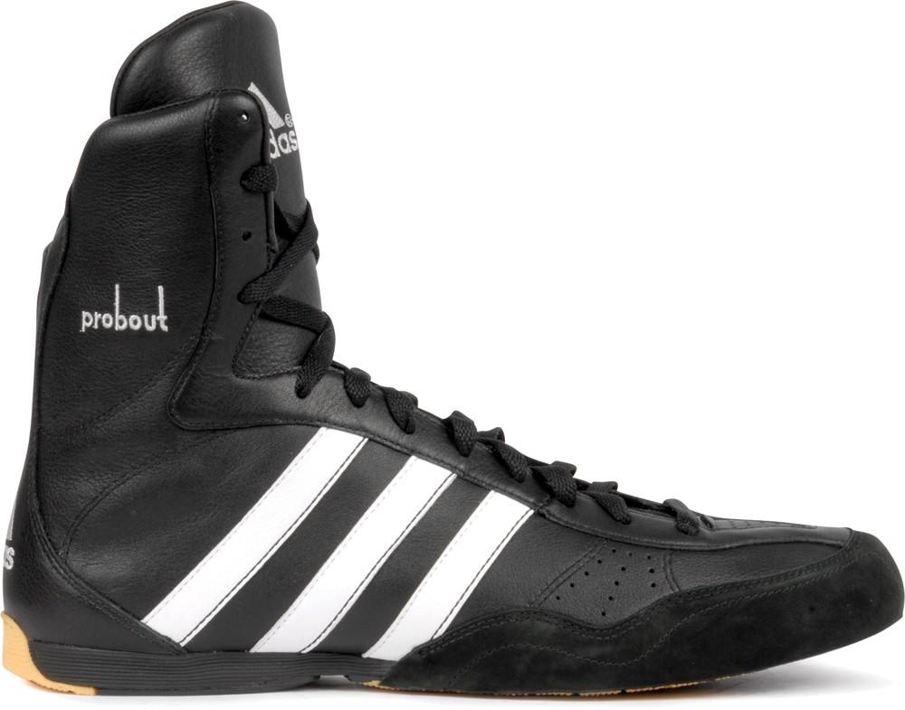 Adidas Pro Bout Boxing Shoe Title Mma From Title Mma Shoes