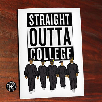 Straight Outta College - NWA Compton from NostalgiaCollect on