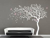 White Tree wall decal nursery wall decal from iWallDecals ...