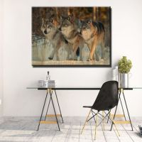 Best Wolf Wall Decor Products on Wanelo