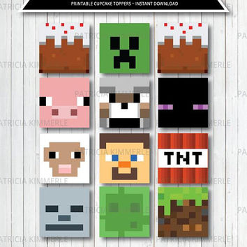 Best Minecraft Party Products on Wanelo