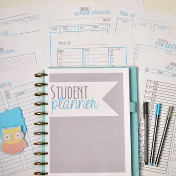 Best Downloadable Planners And Organizers Products on Wanelo