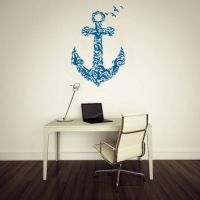 Wall Art For Men - w Wall Decal