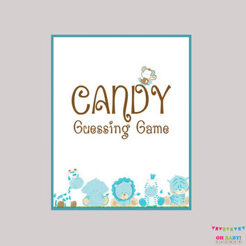 Best Baby Boy Shower Candy Products on Wanelo