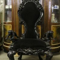 Shop Gothic Chair on Wanelo