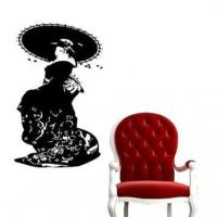 Shop Japanese Geisha Wall Art on Wanelo