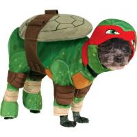 Teenage Mutant Ninja Turtles Raphael Dog from Party City