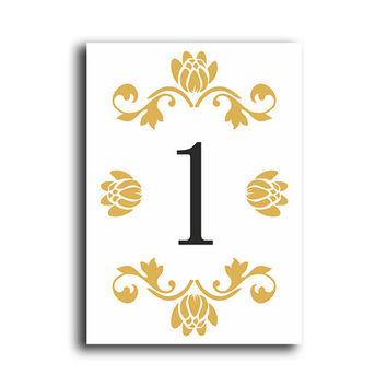 Best Printable Number Cards Products on Wanelo