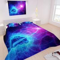 BEDDING, Galaxy abstract art Bedding set, from ArtBedding ...