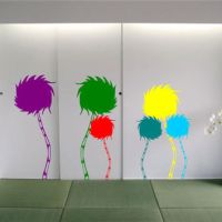 Dr Seuss Color Tuft Truffula Tree Vinyl from InitialYou on ...