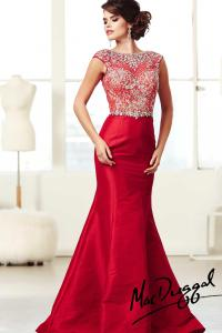 Mac Duggal Fit and Flare Prom Dress from Bridal Expressions