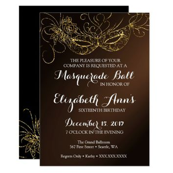 Best Masquerade Invitations Products on Wanelo
