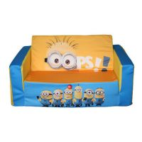 Despicable Me Minion Flip Sofa from TOYSRUS   Things I want as