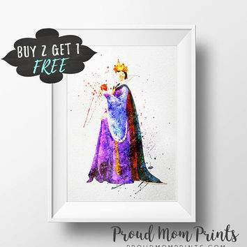 Best Evil Disney Art Products on Wanelo