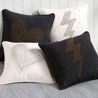 Shop Bling Pillow on Wanelo