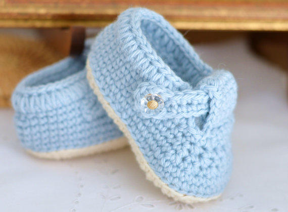 Crochet Pattern Baby Shoes T Bar Baby From Matildasmeadow