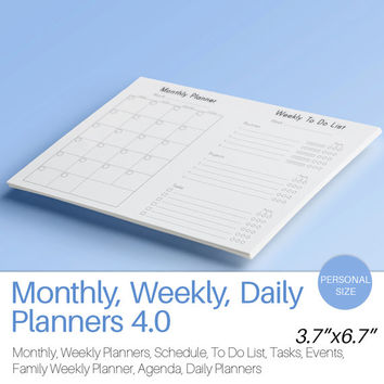 Best Planner Pages Pdf Products on Wanelo