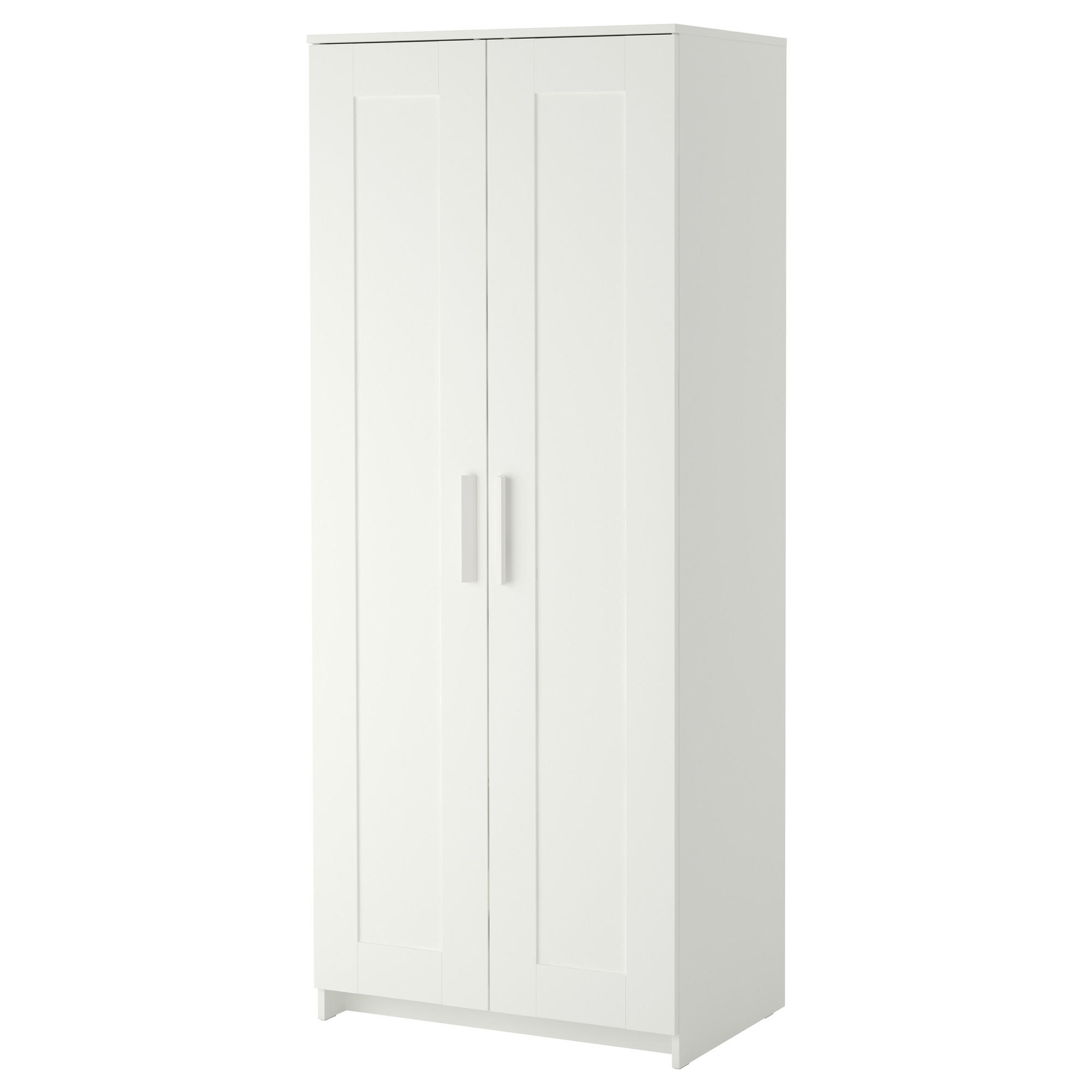 Armoire Ikea Largeur 120 Brimnes Wardrobe With 2 Doors Ikea From Ikea Home