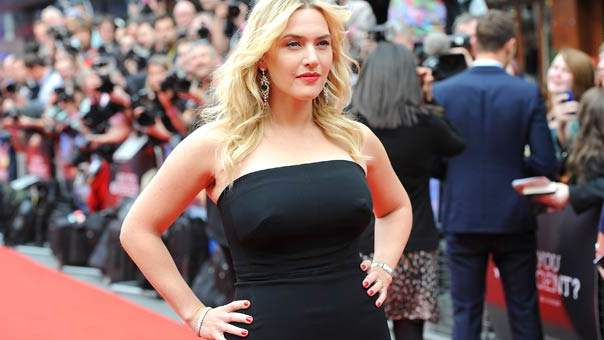 Kate Winslet On Not Losing The Baby Weight 39i Want To
