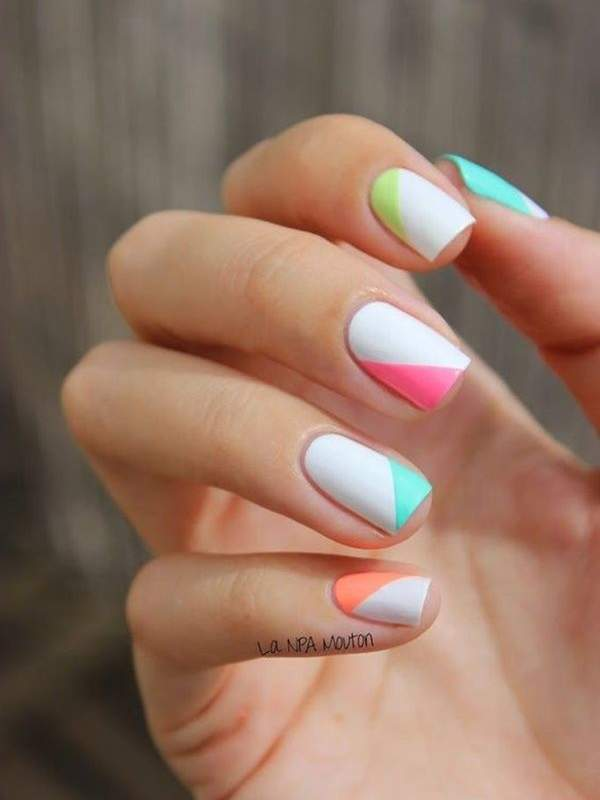 11 Spring Nail Designs People Are Loving On Pinterest Health