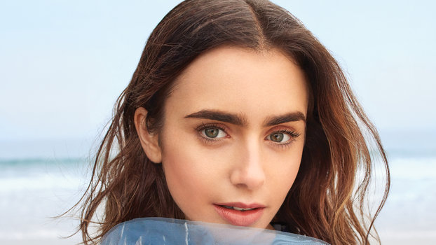 Lilly Iphone Wallpaper Lily Collins On Her Personal Style And Her Unfiltered New