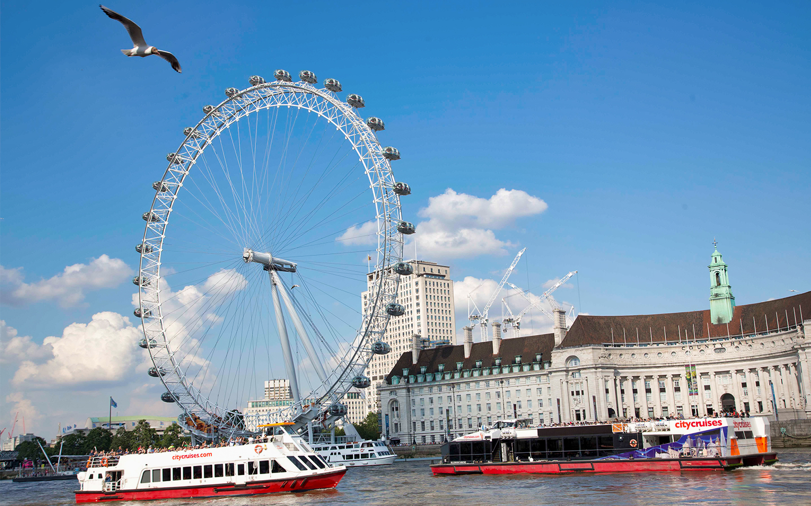 Bus 92 Paris Best Of London Hoho Cruise And Walking Tour