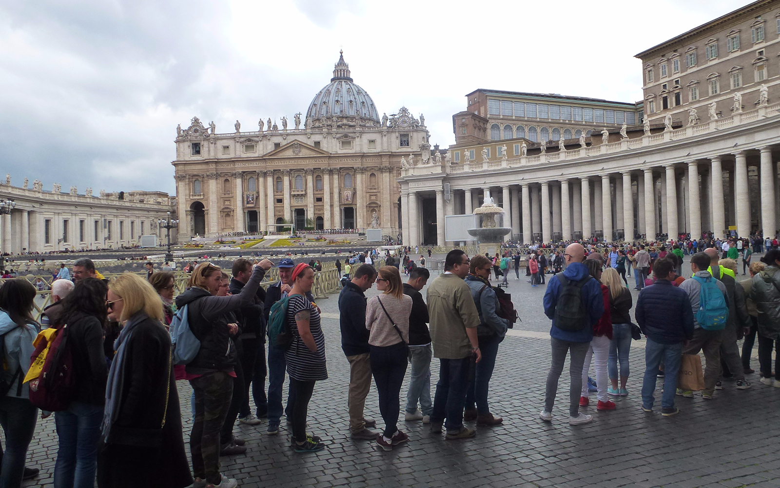 Billet Vatican Coupe File Skip The Line Guided Tour Of St Peter S Basilica