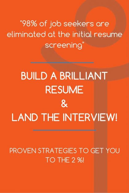 How to Start a Resume 4 Easy Steps to Set Success