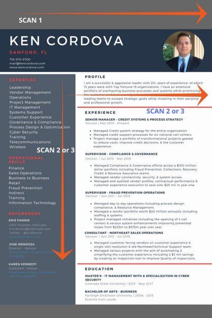 resume consulting website