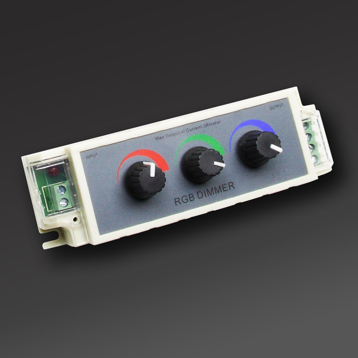 Rgb Dimmer 3 Channel Pwm Dimmer Rgb Controller
