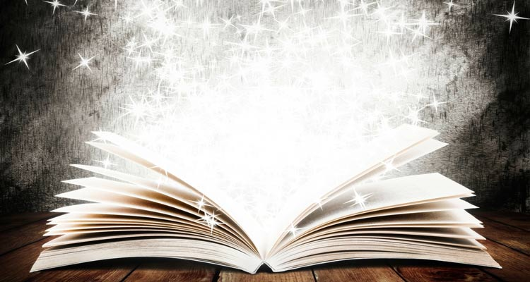 Itcher Your App for Finding Similar Books \u2022 itcher Magazine - opened book