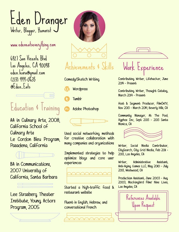 how to make resume writing fun 44 resume writing tips daily writing tips the best way