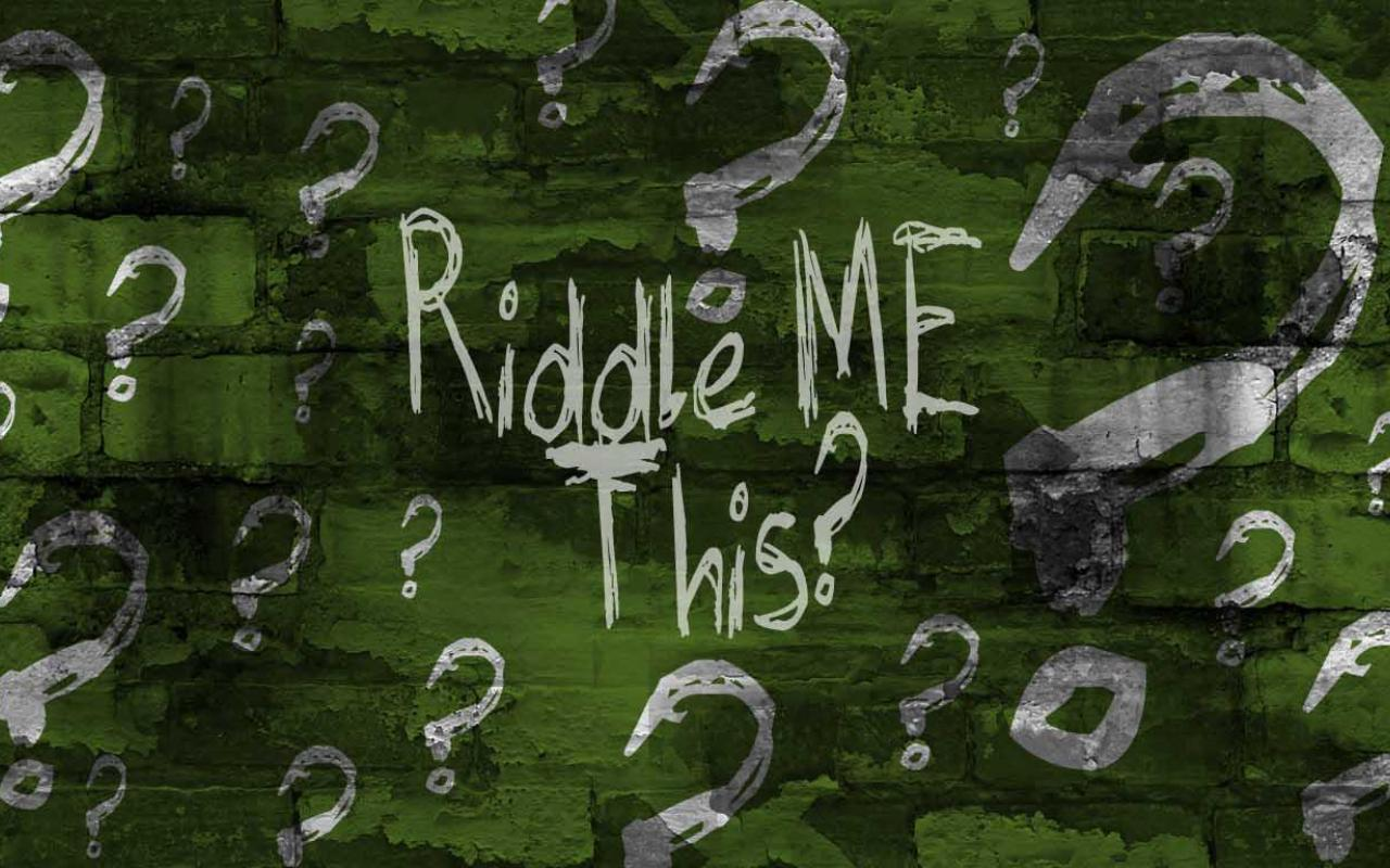 Make Your Own Quote Wallpaper Free Answer These Riddles And You Will Find The Answers To Life