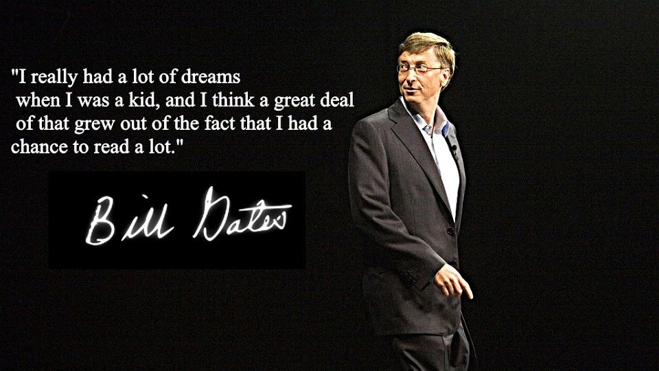 Bill Gates Quotes On Success Wallpaper 7 Things Rich Successful People Do Before Bed That You Can Do